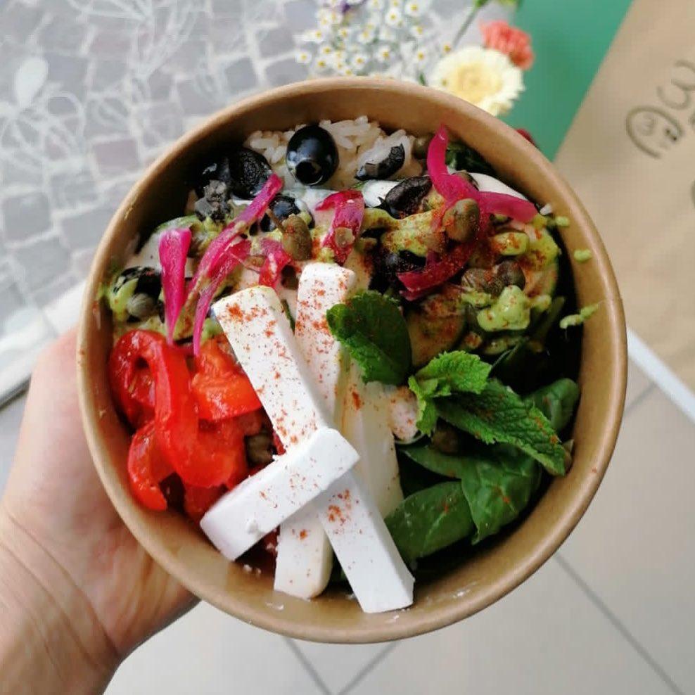 Meilleurs restaurants vegans - Pause Lille