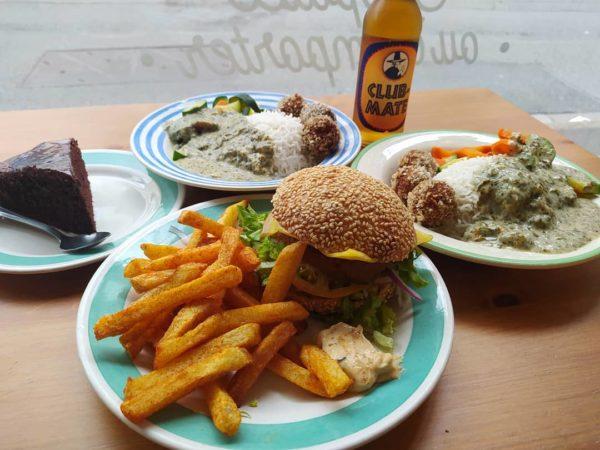 Meilleurs restaurants végétariens Lille La Face B