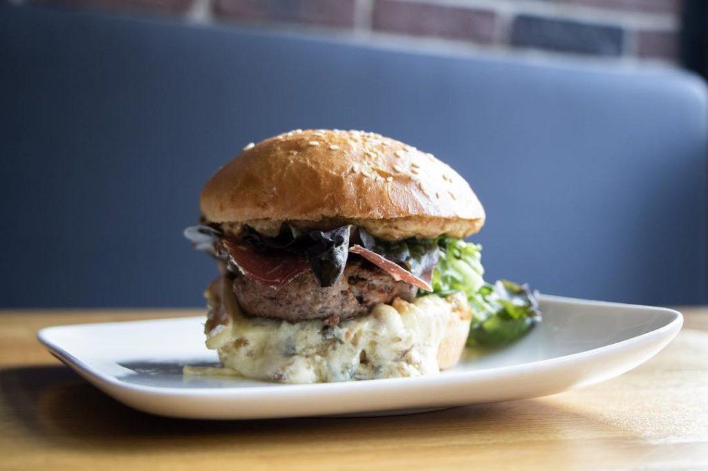 Photo à Pixies Bar Burgers - Lille
