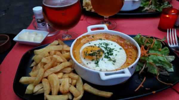 Photo de welsh à l'estaminet Compagnons de la grappe - Lille