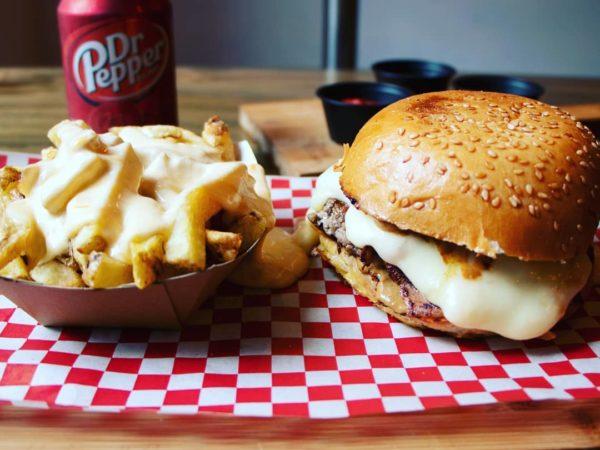 Photo à French Papa burger - Lille