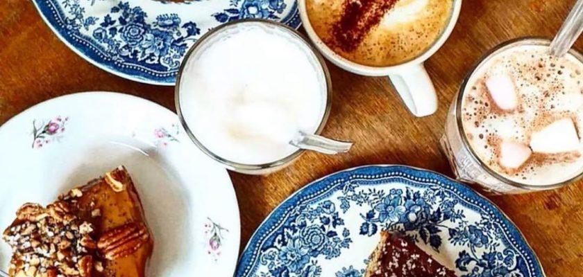 Photo à L'impertinente, salon de thé à Lille