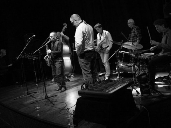 Photo d'un concert au Jazz club de Dunkerque