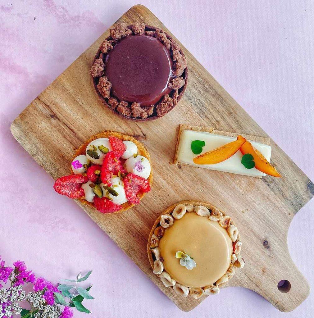 Les meilleures pâtisseries Lille - Juste un p'tit bout
