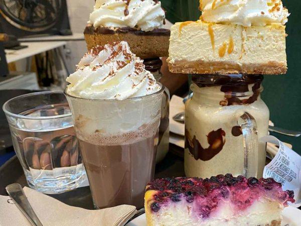 Meilleurs salons de thé Lille - Wally's coffee