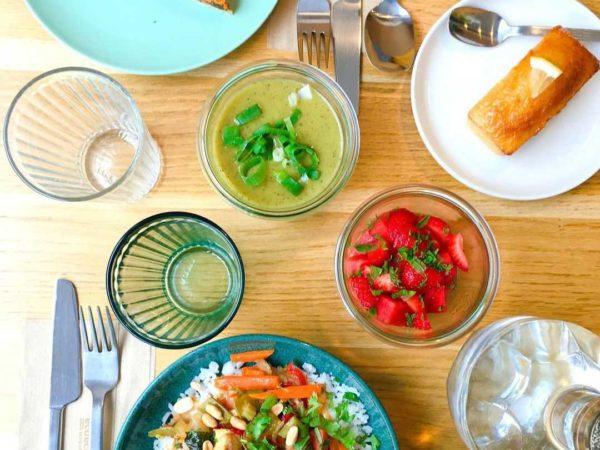Meilleurs restaurants végétariens Lille Sauge