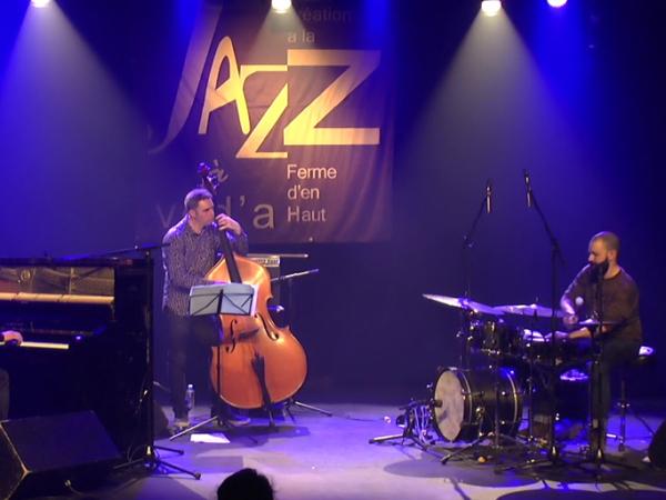Photo d'un concert de jazz à Jazz à Veda (La ferme d'en haut) - Lille