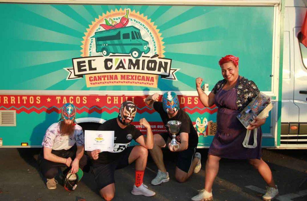 El Camion Cantina Mexicana LILLE foodtruck