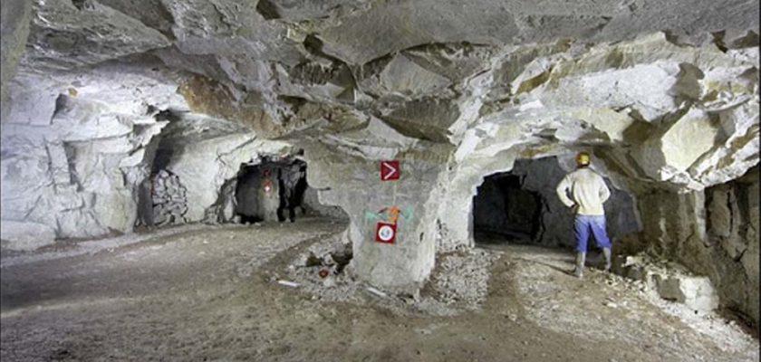 Galeries souterraines à Lille