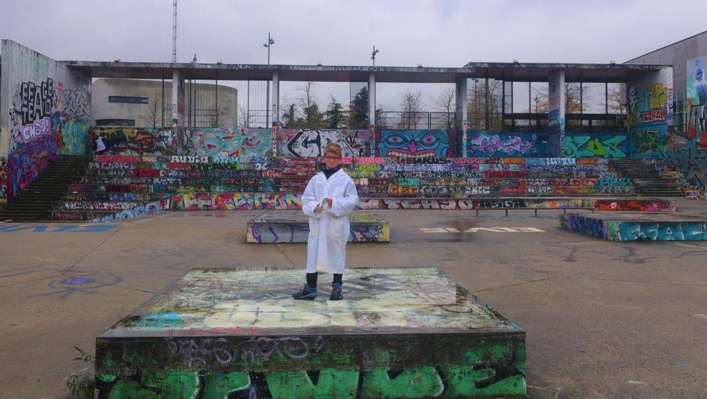 Yougraff Lille atelier graffiti