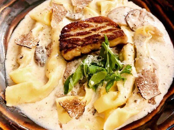 Bacio Divino restaurant italien dans le Vieux Lille
