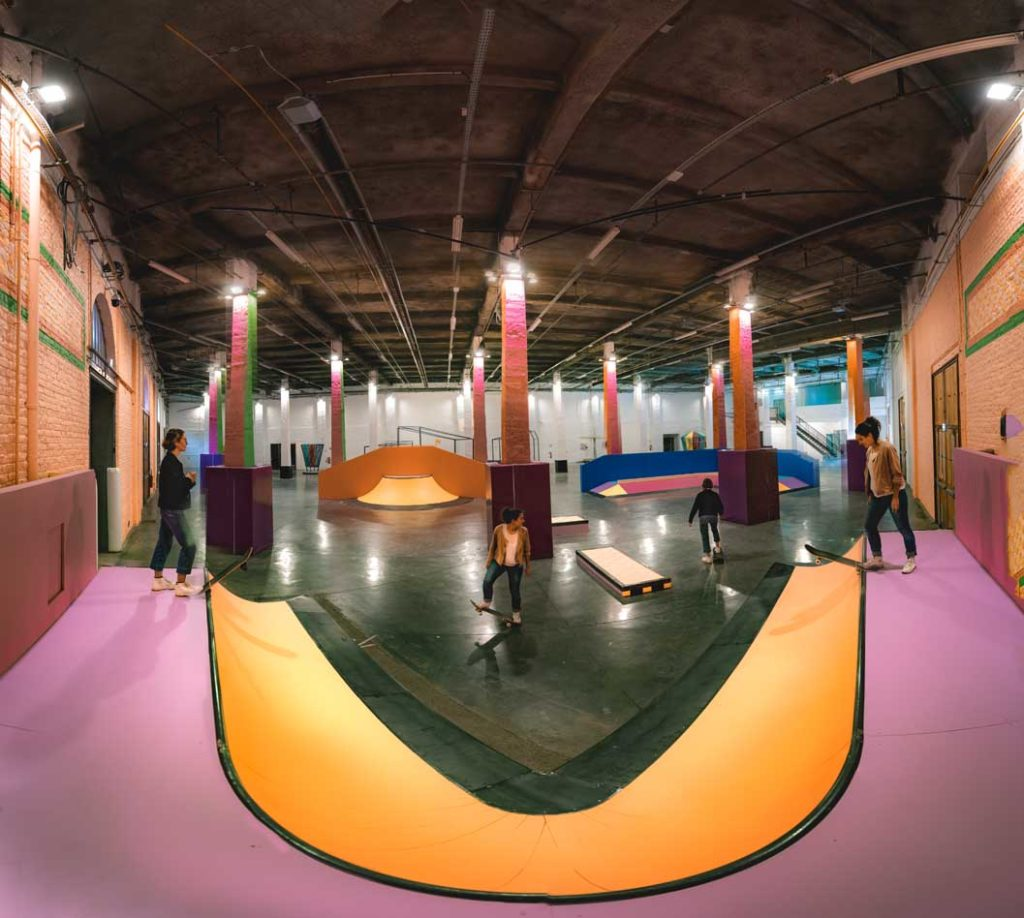 skatepark la condition publique roubaix 2