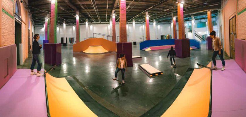 skatepark la condition publique roubaix