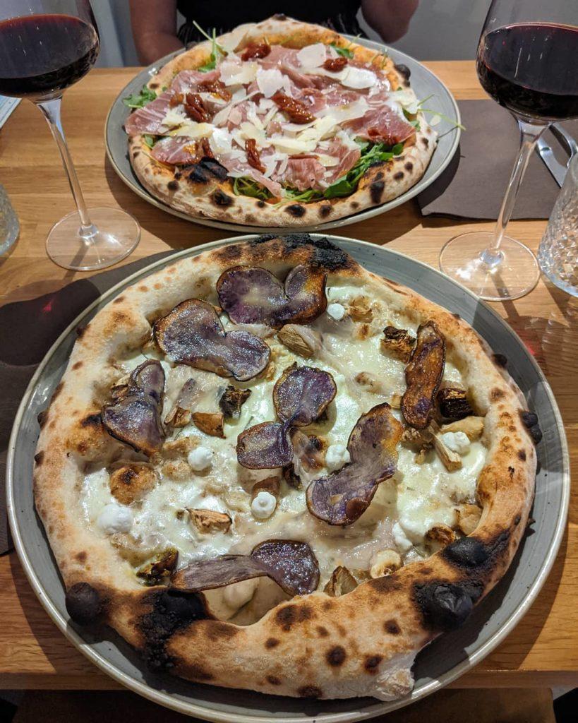 Origano pizza italienne à lille rue solférino