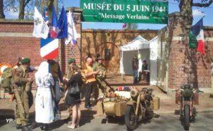 Musée du 5 juin 1944 « Message Verlaine » - Tourcoing