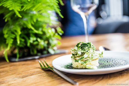 Nature Armentières restaurant gastronomique