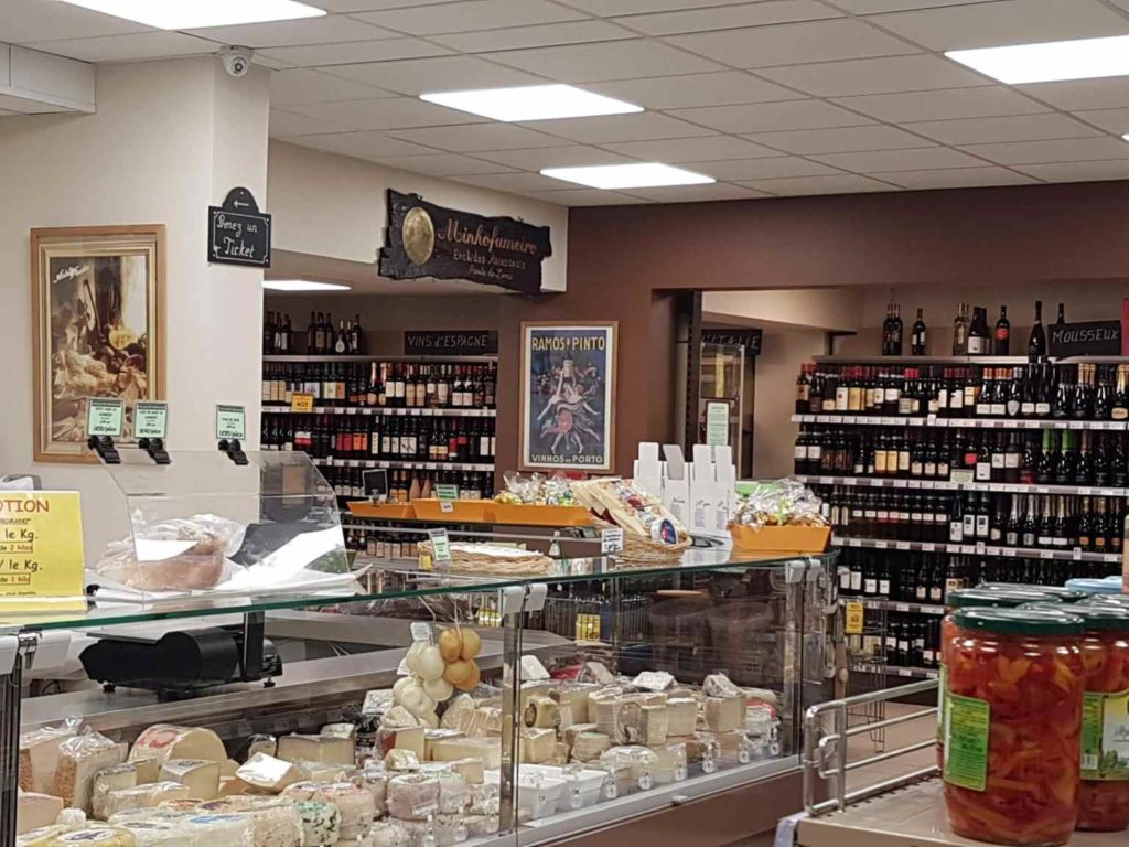 Fromagerie Carlier Vogliazzo Lille