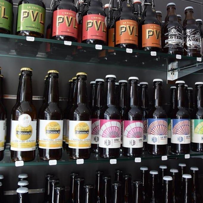 Ministry of beer - caviste bière lille