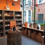 Caviste bières Lille Célestin