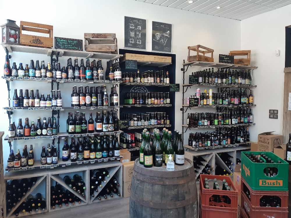 Houblon gourmand - caviste bières - Lille