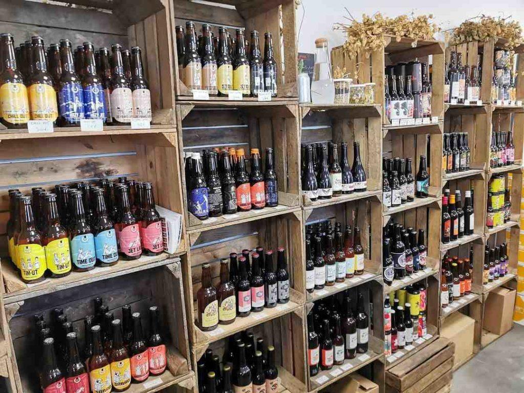 Taste'n brews caviste bières Marcq en Baroeul