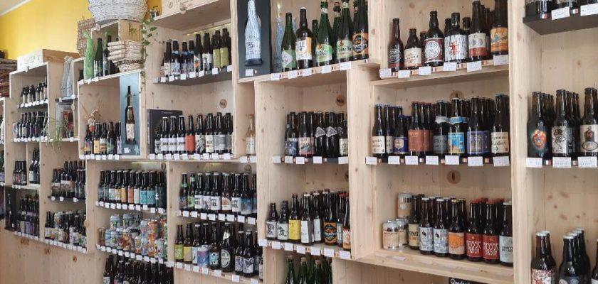 Caviste bière L'Abbaye des Saveurs Lille