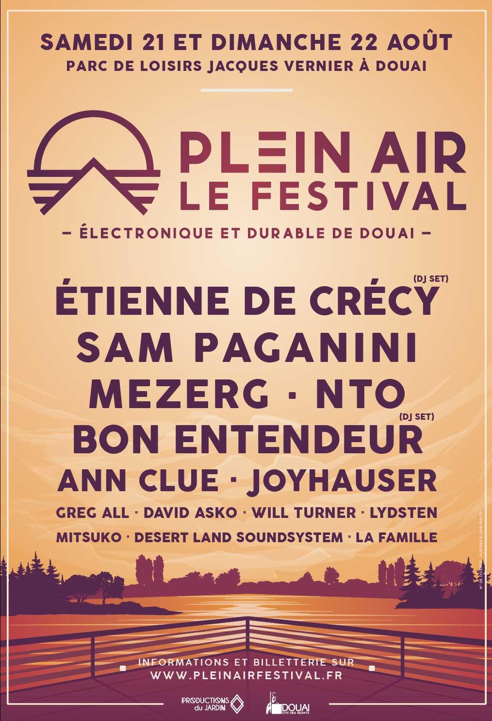 plein air festival douai