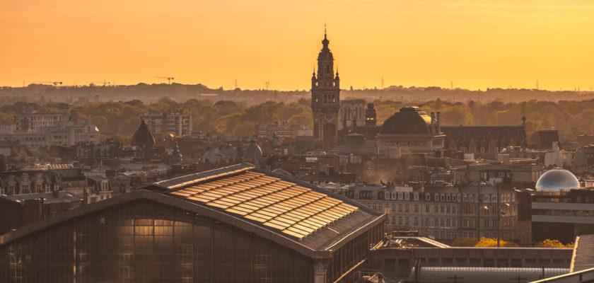 Gare Lille Flandres photo de Benjamin Clipet Lille Addict