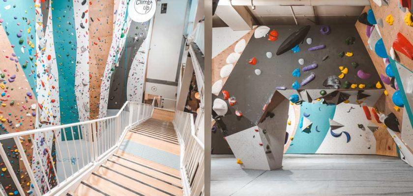 climb up salle d'escalade de Lille en plein centre