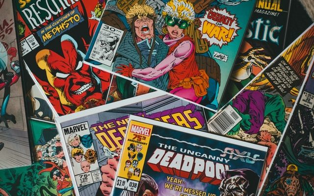 festival livres d'en haut lille BD, comics, mangas