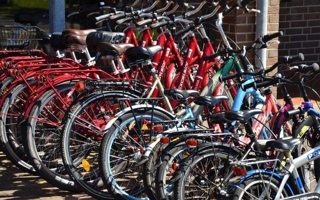 Grande vente de vélos d'occasion B'twin Lille